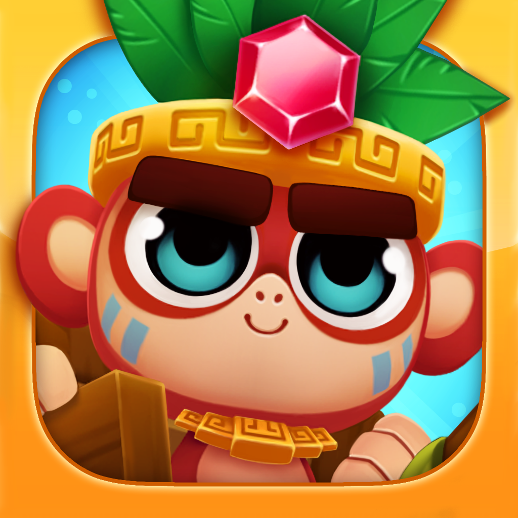 Tiki Monkeys iOS